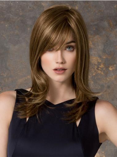 "Perruques Monofilament 14"" Durable Blonde"