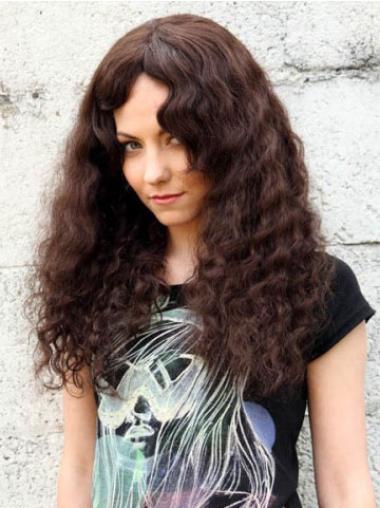 """Perruques Cheveux Humaines 18"""" Haute Qualité Auburn"""