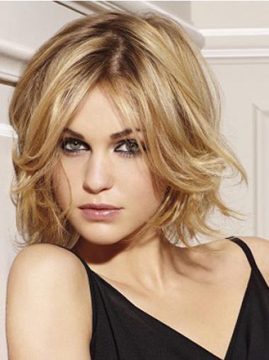 "Remy Human Perruques Lace 10"" Splendide Blonde"