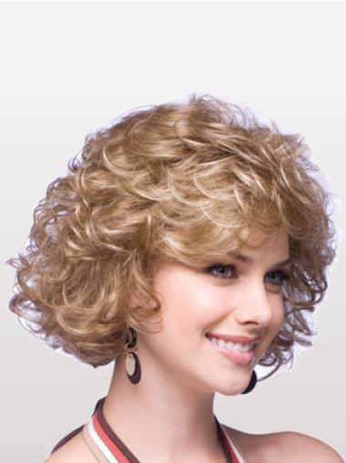"Perruques Classiques 10"" Fashion Blonde"