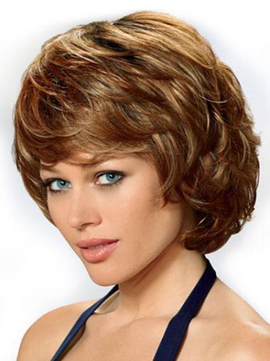 """Perruques Classiques 8"""" Pas Cher Auburn"""