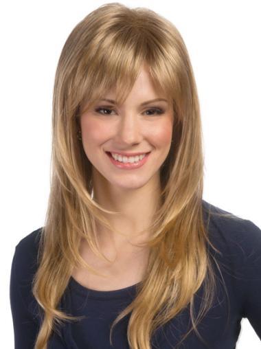 "Perruques Lace Frontale 20"" Merveilleuse Blonde"