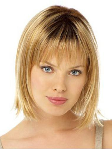"""Perruques Lace Frontale 10"""" Convenable Blonde"""