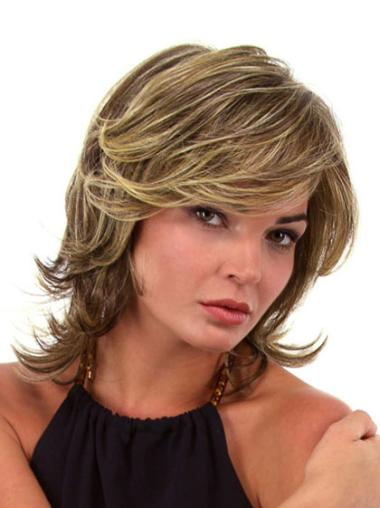 """Perruques Lace Frontale 12"""" Populaire Brune"""