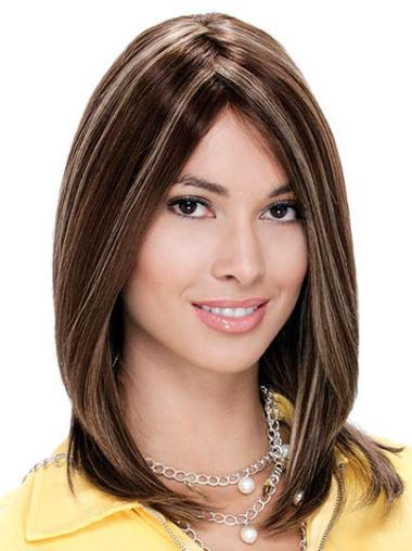 """Perruques Cheveux Humaines 13"""" Aimée Auburn"""