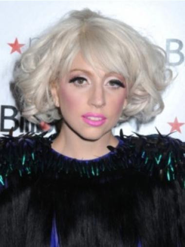"Perruques Lady Gaga 10"" Elégante"