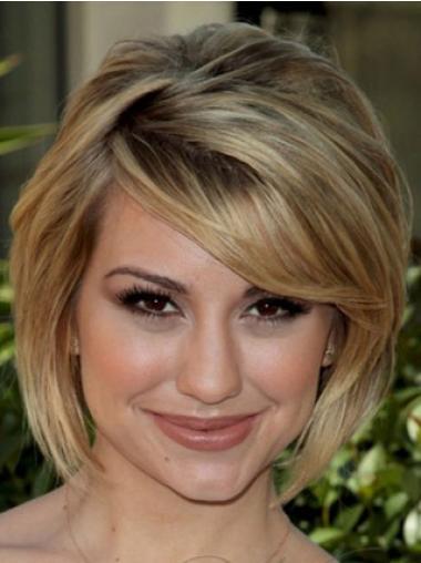 """Perruques Célébrités 10"""" à la mode Blonde"""