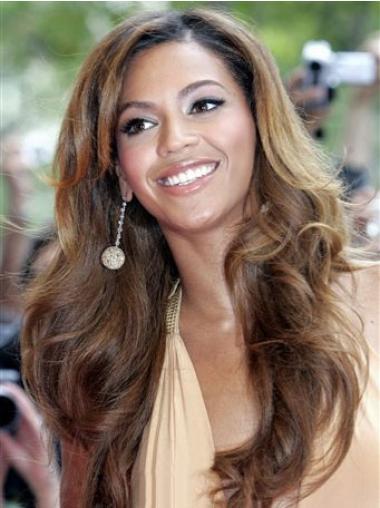 Perruques Beyoncé Haute Qualité Brune Longue