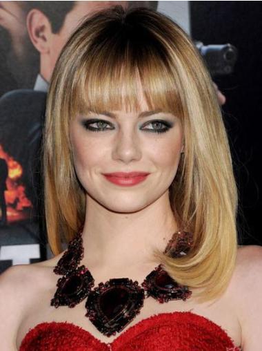 """Perruques Célébrités 16"""" Fabuleux Blonde"""