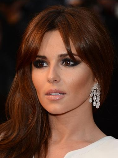 """Perruques Cheryl Cole 16"""" Magnifique Auburn"""