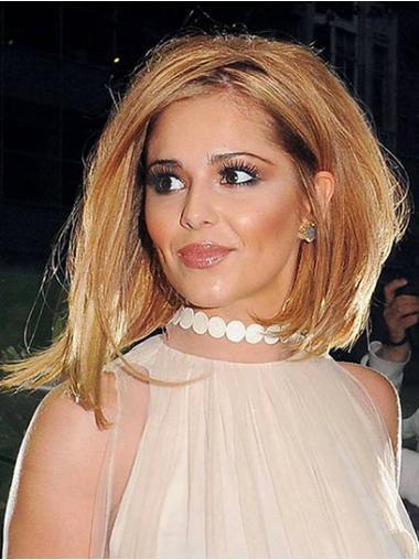 """Perruques Cheryl Cole 10"""" Belle Auburn"""