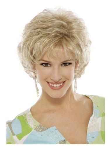 """Perruques Classiques 8"""" Meilleure Blonde"""