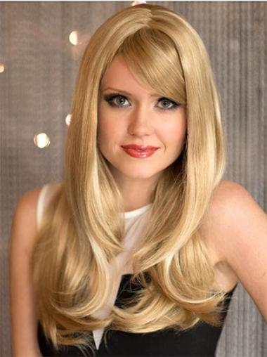 "Perruques Longues 24"" Splendide Blonde"