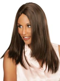 Perruques Beverly Johnson Génial Lace Front Lisse 16""
