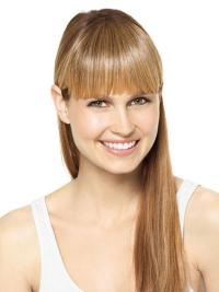 Extensions à Clip Cheveux Humains Blonde