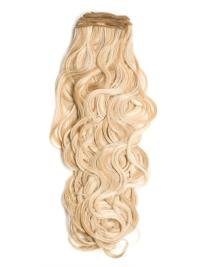 Extensions de Tissage Blonde Frisée