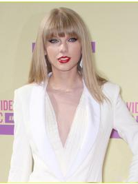 "Perruques Taylor Swift 18"" Invraisemblable Blonde"