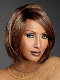 """Perruques Iman Moderne 10"""" Lisse Lace Front"""