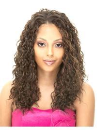 Perruques Afro-Americaines Aimée Blonde Longue Frisée