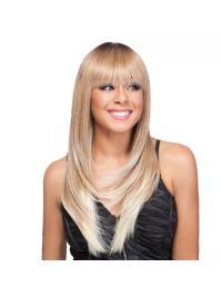 """Perruques Célébrités 18"""" Exquise Blonde"""