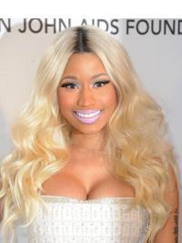 "Perruques Nicki Minaj 22"" Flexible Blonde"