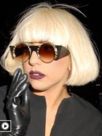 """Perruques Lady Gaga 10"""" Idéale Blonde"""