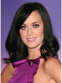 "Perruques Katy Perry 16"" Flexible Noir"