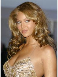 Perruques Beyoncé Exquise Blonde Longue Frisée