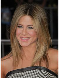 "Perruques Jennifer Aniston 17"" Bonne Blonde"