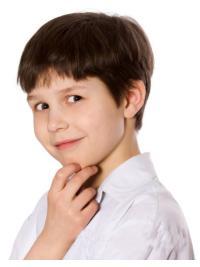 """Perruques Enfants 6"""" Merveilleuse Brune"""