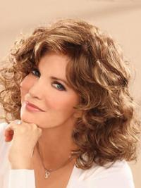"""Perruques Jaclyn Smith Naturel 14"""" Ondulé Full Lace"""