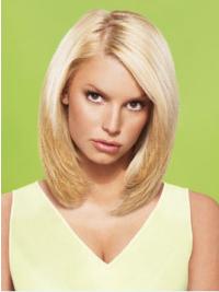 """Perruques Jessica Simpson Nouveau 12"""" Lisse Lace Front"""