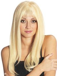 """Remy Human Perruques Lace 14"""" Style Blonde"""