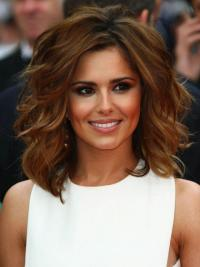 "Perruques Cheryl Cole 12"" Opportune Auburn"