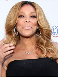 "Perruques Wendy Williams 14"" Lace Front Sans Frange"